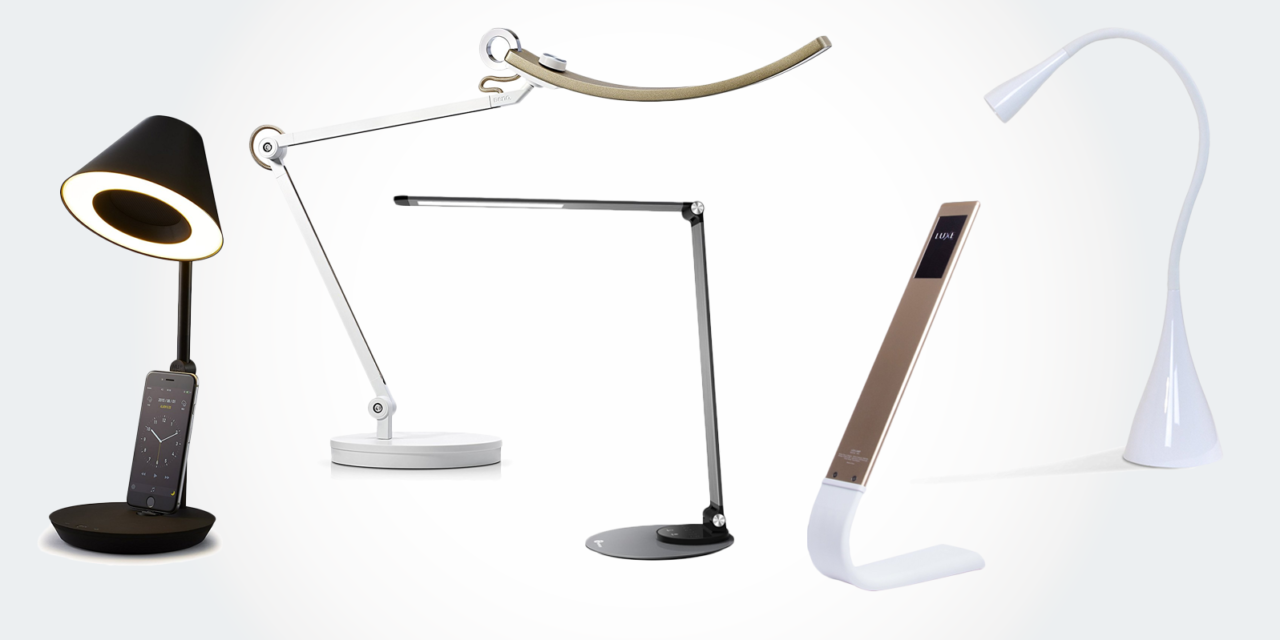 11 Best Cool Led Desk Lamps Modern Unique Office