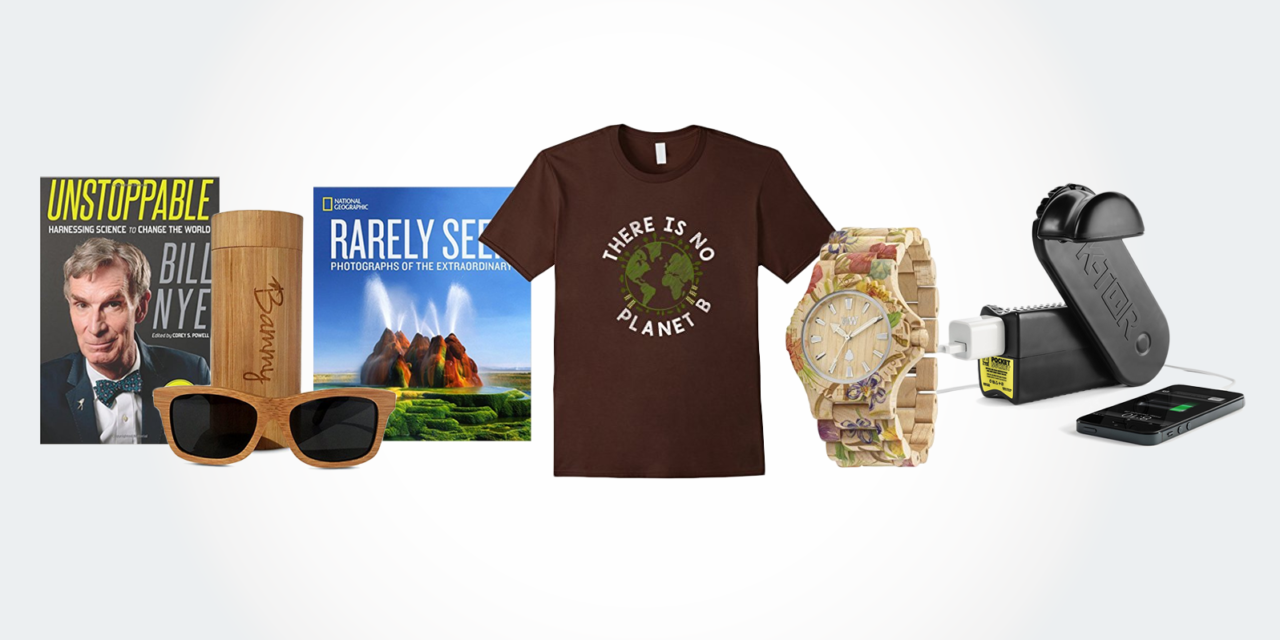 environmentally conscious gifts