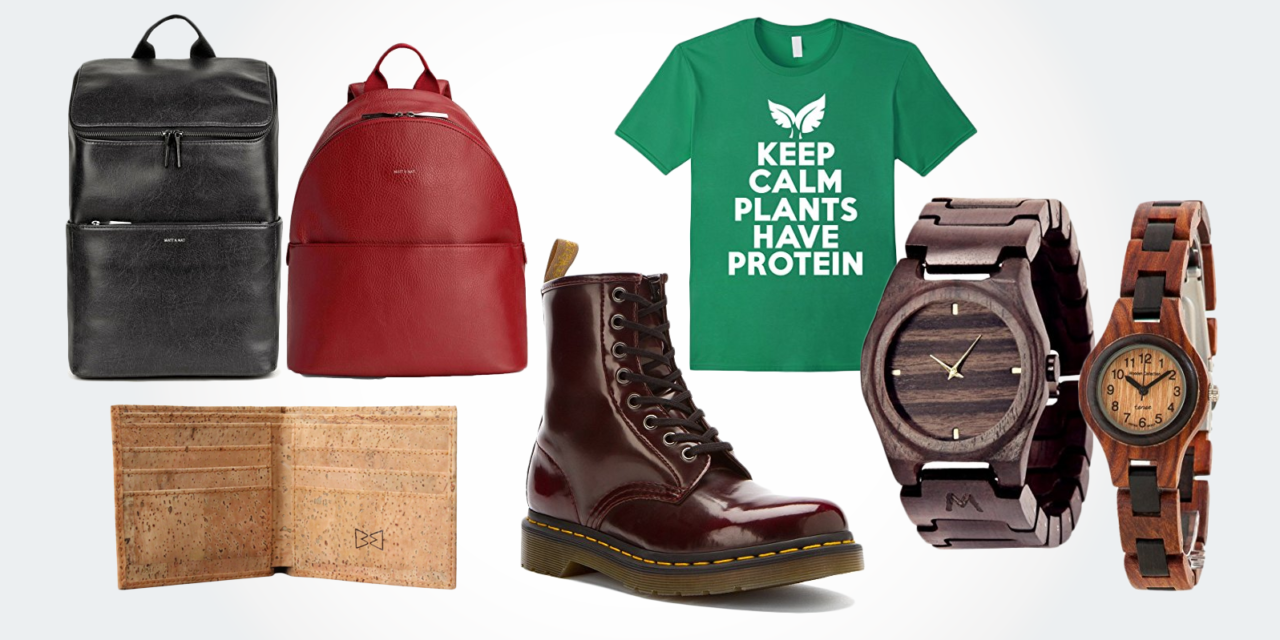 35 Best Gifts for Vegans, Vegan Clothing & Accessories Ed.
