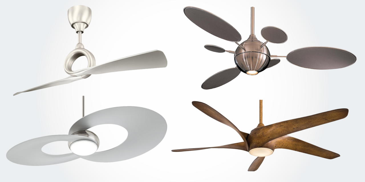 11 Best Modern Ceiling Fans With Lights