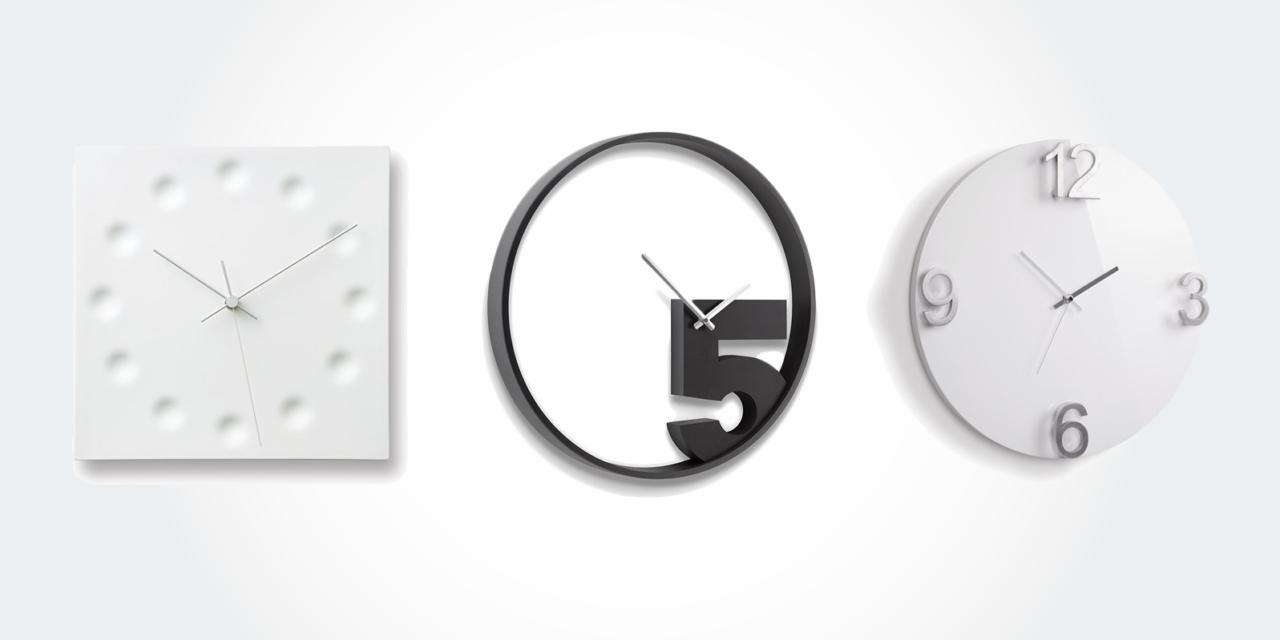 9 Best Minimalist Wall Clocks For Modern Es